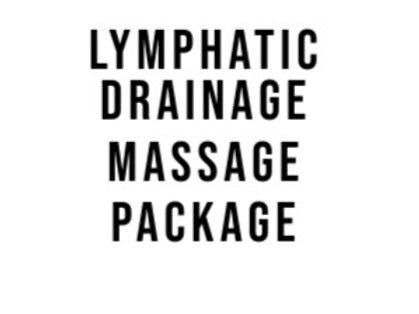12 Lymphatic Massages