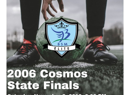 2006 Cosmos Head to NJ State Cup Finals
