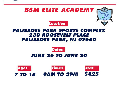 Summer Camp Now Open, Limited Spots Available.