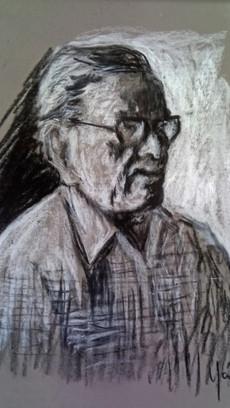 Poet Ricaredo Demetillo