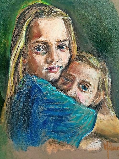 Ekaterina and Anastasia