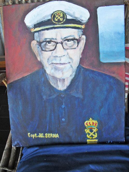 Capt. Jesus Serna
