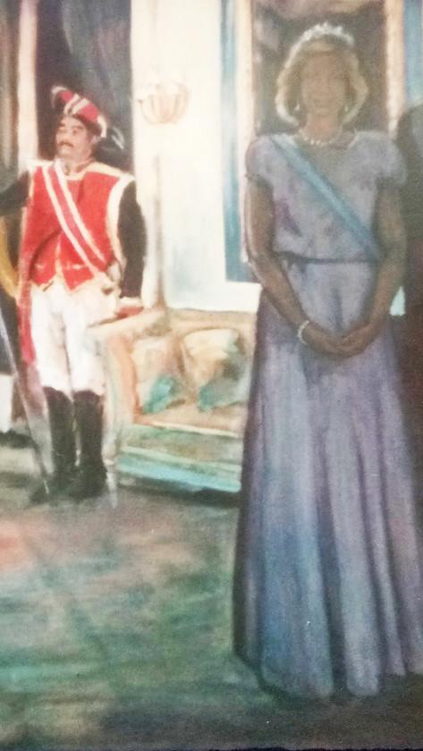 King Juan Carlos I and Queen Sophia
