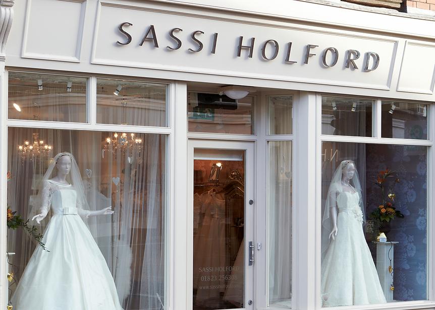 Sassi Holford Taunton shop store - updat