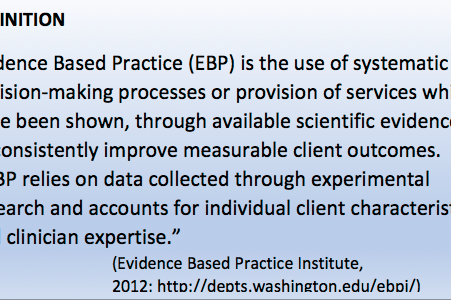 What is evidence-based prevention programming and why is it important?
