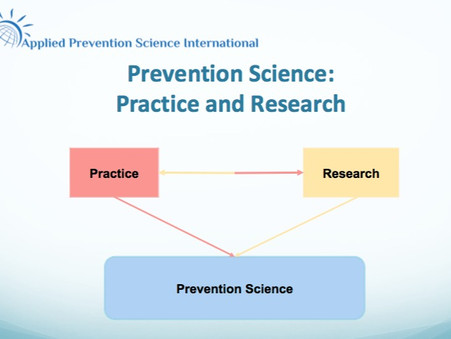 How Does Prevention Science Help to Address Psychoactive Substance Use in the real world?