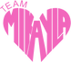 Team Mikayla Logo