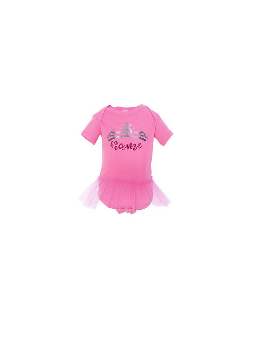 Custom Infant Princess Name Bodysuit