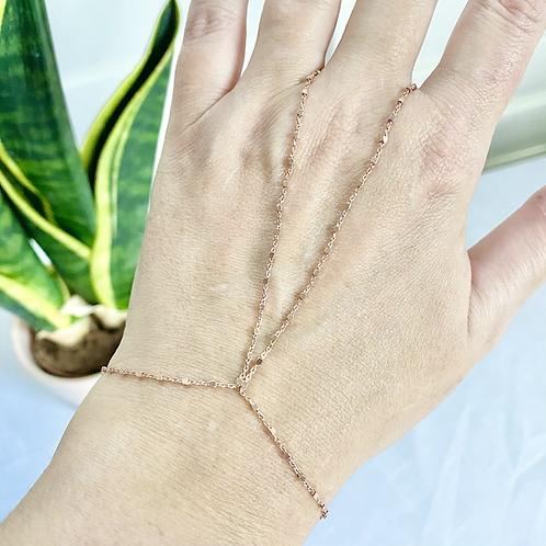 Sahmeran Hand Bracelet