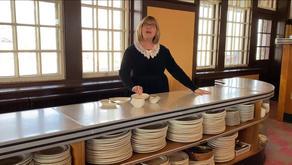 Miss Quinn's Rant Over Broken Dishes