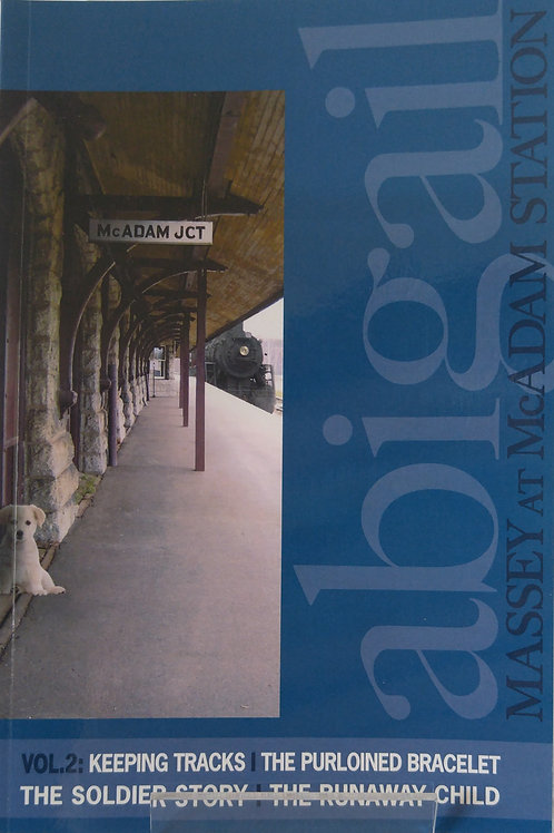Abigail Books - VOL 2