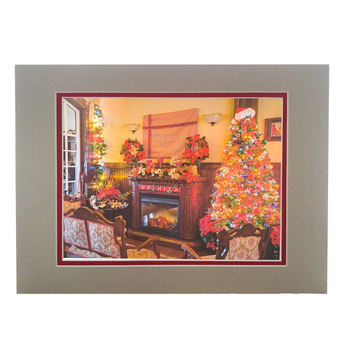 Print - Maxwell Room (Fire Place)