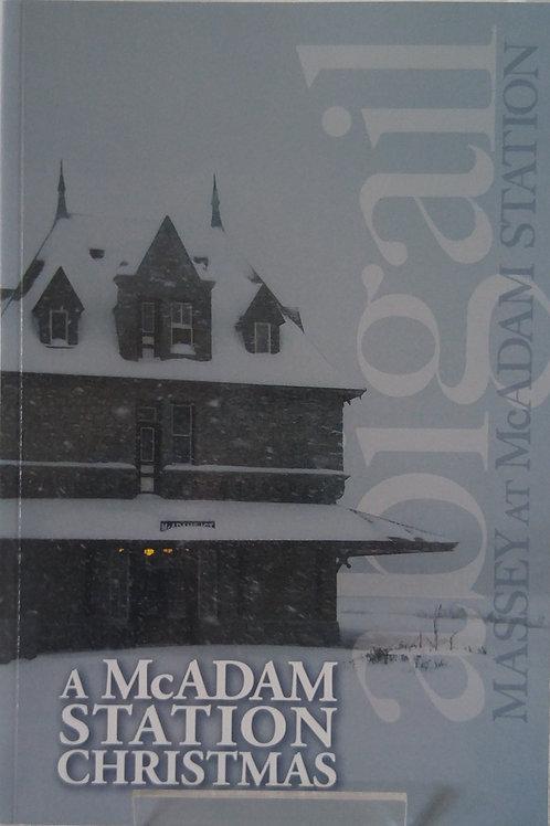 Abigail Books - A McAdam Station Christmas