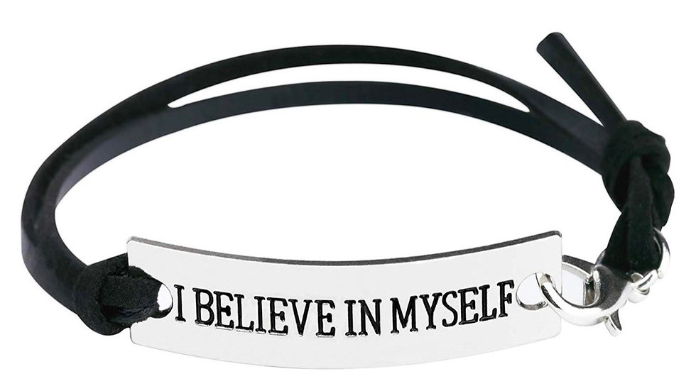 Queens motivational bracelet