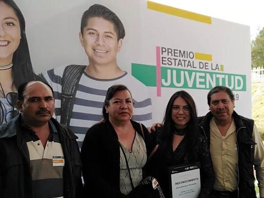 """""""Premio Estatal de la Juventud del Estado de México, 2019"""""""
