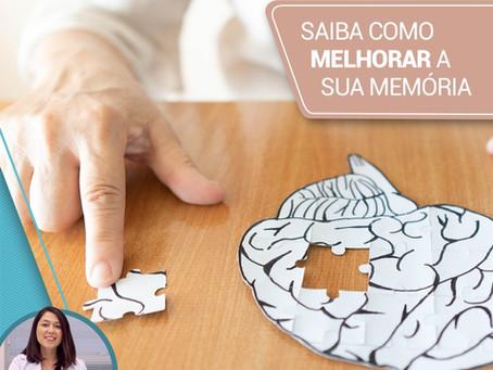 Saiba como melhorar a sua memória