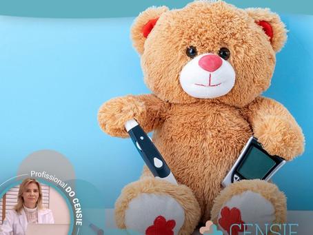 Diabetes infantil, como detectar a doença?