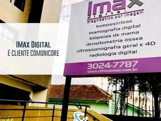 Clínica Imax é cliente COMUNICORE