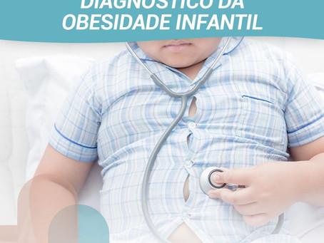 Como acontece o diagnóstico da obesidade infantil