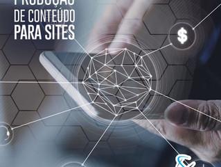 Produção de conteúdo para sites