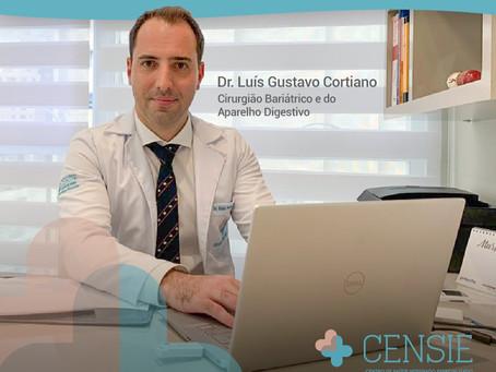 Conheça o novo cirurgião do CENSIE