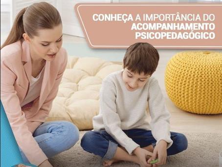 Conheça a importância do acompanhamento psicopedagógico