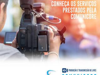 Conheça os serviços oferecidos pela Comunicore