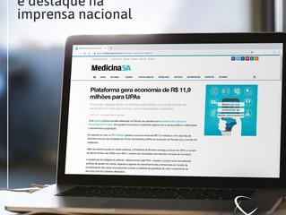 PGS MEDICAL É DESTAQUE NA IMPRENSA NACIONAL