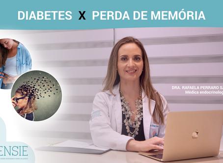 DIABETES X PERDA DE MEMÓRIA
