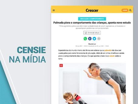 Psicopedagoga do CENSIE concede entrevista à Revista Crescer