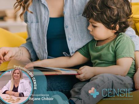 Conheça os benefícios de ler para o seu filho
