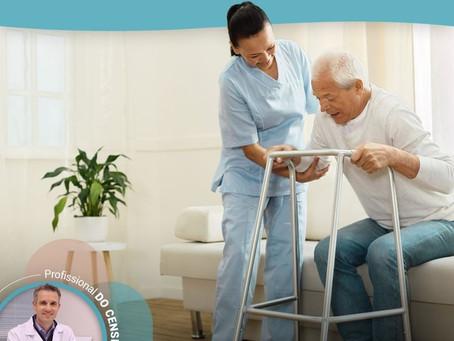 O estresse do cuidador de idosos