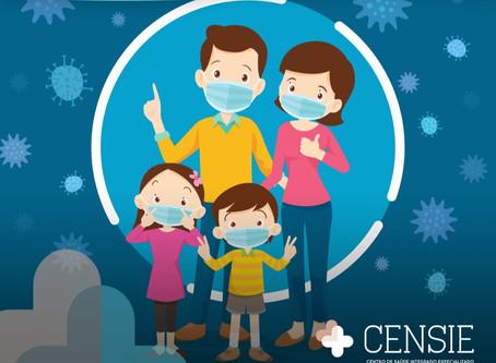 Saúde para toda a sua família no CENSIE