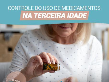 Controle do uso de medicamentos na terceira idade