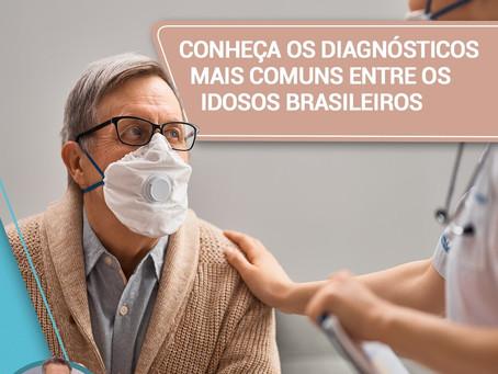 Conheça os diagnósticos mais comuns entre os idosos brasileiros