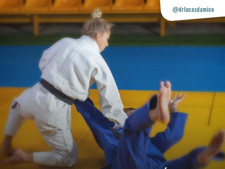 Jogos olímpicos e as lesões no joelho das atletas