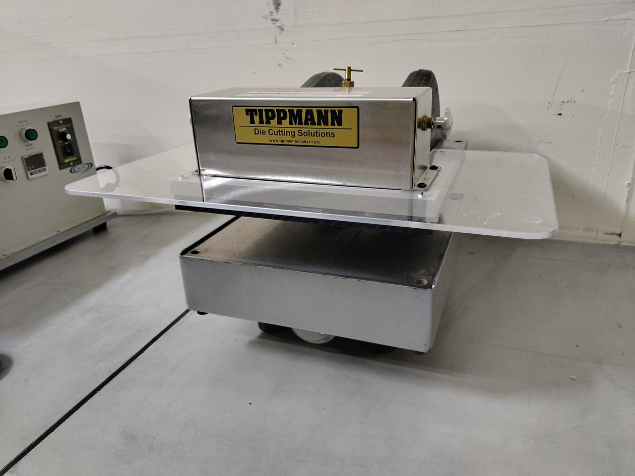 Tippmann Die Cut Press