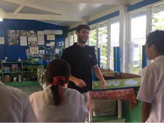 Project Aitutaki - the adventure!