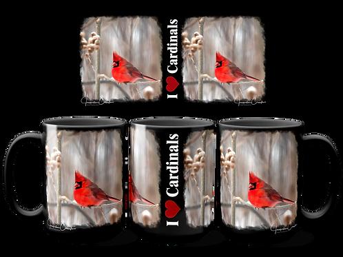 Northern Cardinal E-012B