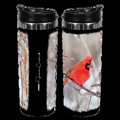 Crimson Cold Travel Mug T-12