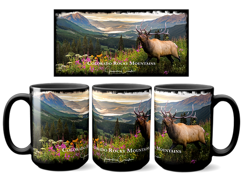 Elk & Ruby Mountains W-033B