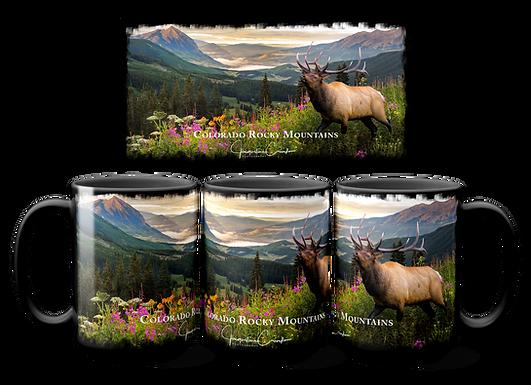 Elk & Ruby Mountains W-033B