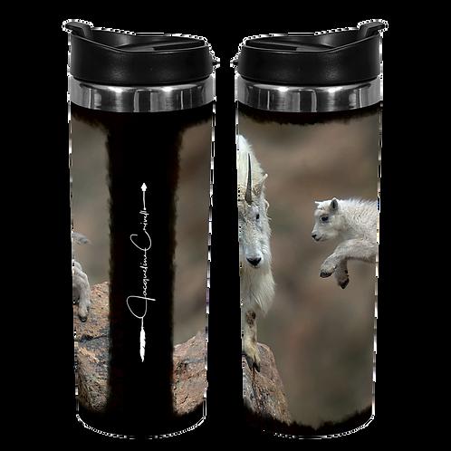 Leap of Faith Travel Mug T-06