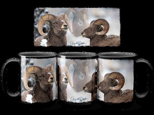 Big Horn Sheep W-012B