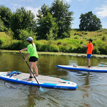 """I've been meaning to try SUP for years and I'm super grateful it was Helen who introduced me to it. Very professional, lots of useful tips (so many!) and such a fun experience. 100% recommend!"" - Daniela E"