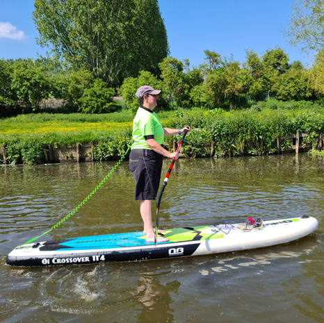 """""""A great way to spend a few hours. The instructor was friendly, patient and had the group standing up on the paddleboards by the end of the session. Brilliant fun."""" - Michelle U"""