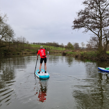 """""""Absolutely brilliant first lesson with Helen. She is so generous with her tips - the perfect introduction to SUP."""" - Sophie S"""