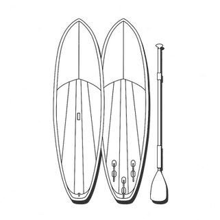 Paddleboards ClipArt.png