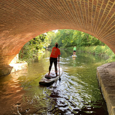 """""""Fabulous instructor, good kit, great quiet spots to paddle. Angela is a brilliant instructor and I highly recommend!"""" - Naomi H"""