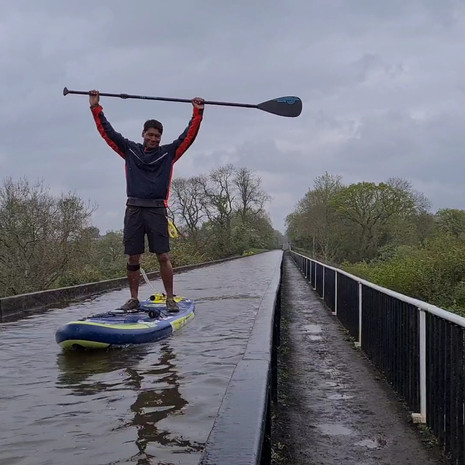 """""""Helen is excellent, been paddleboarding for a while yet was amazed to learn so many new things from Helen and the socials she organises are second to none!"""" - Rustum B"""